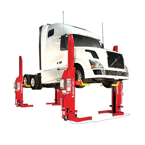 heavy duty mobile column truck lifts for sale