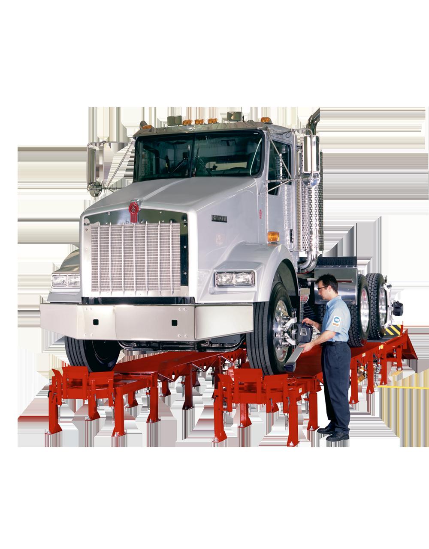 heavy duty Hunter lift equipment in tupelo ms