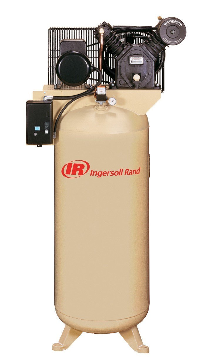 ingersoll rand air compressor for auto shops and garages near tupelo ms